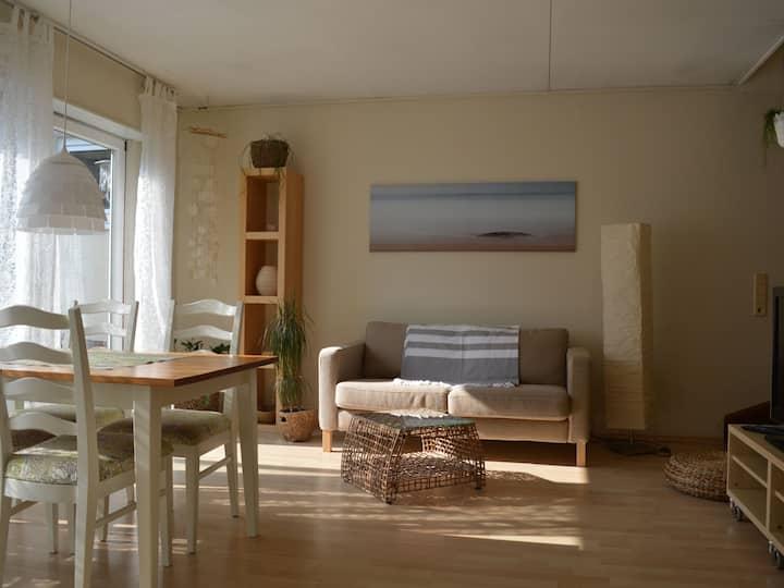 Ferienhaus Ritzhaupt, (Angelbachtal), Ferienhaus Ritzhaupt, 80 qm, Terrasse, 2 Schlafzimmer, max. 6 Personen