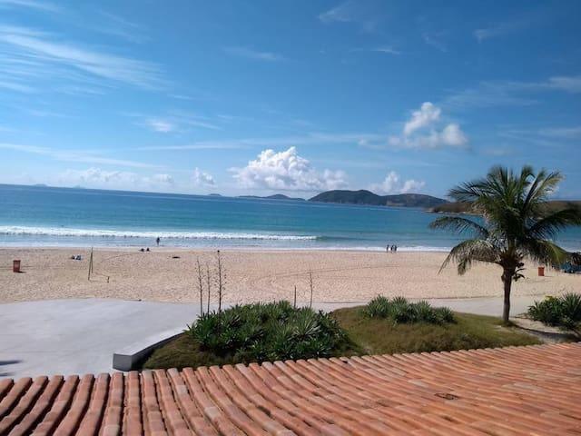 Apart-Flat 1 praia Peró, Cabo Frio