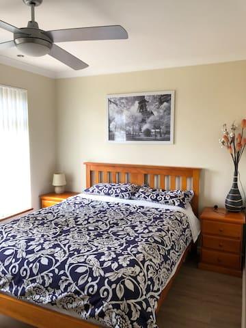 Queen Bedroom Front