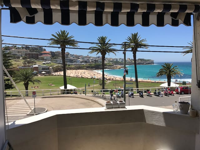 Stunning Bronte Beach Front Apartment