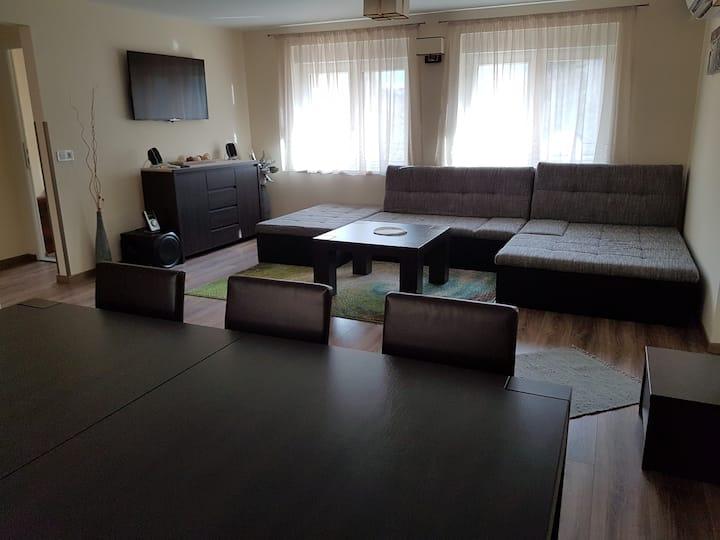 4 hálószobás apartman (Erika)