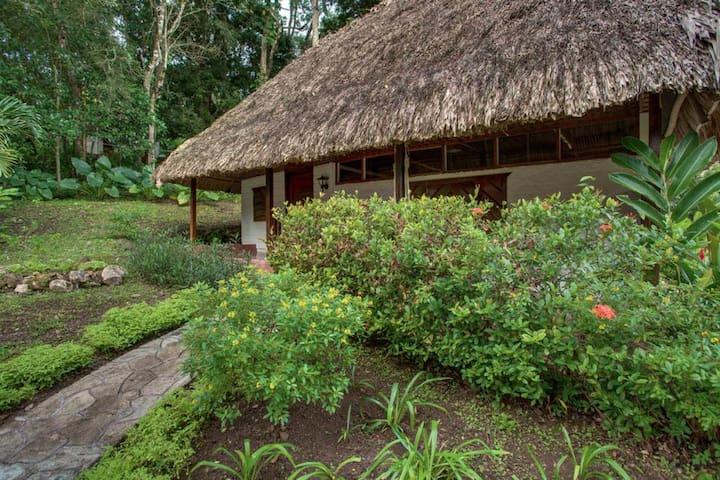 "Jungle lodge property ""Family cottage""- MayM"