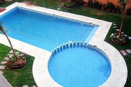 Appartement de standing et piscine