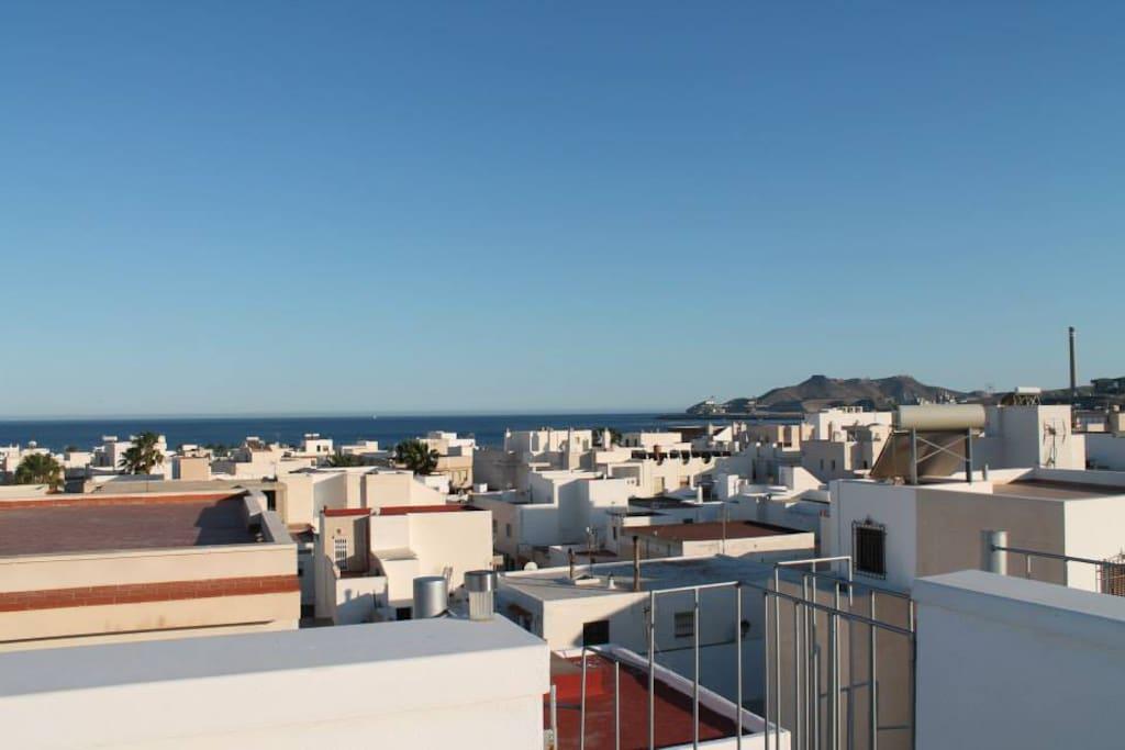 Situado a 350 metros de la playa apartamentos en alquiler en carboneras almeria andaluc a - Alquiler casa carboneras ...