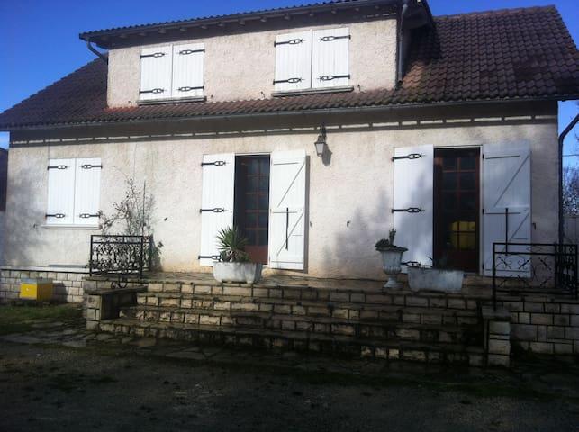 Maison montpezat-de-quercy - Montpezat-de-Quercy - Hus