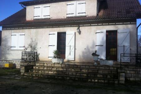 Maison montpezat-de-quercy - Montpezat-de-Quercy - Dům
