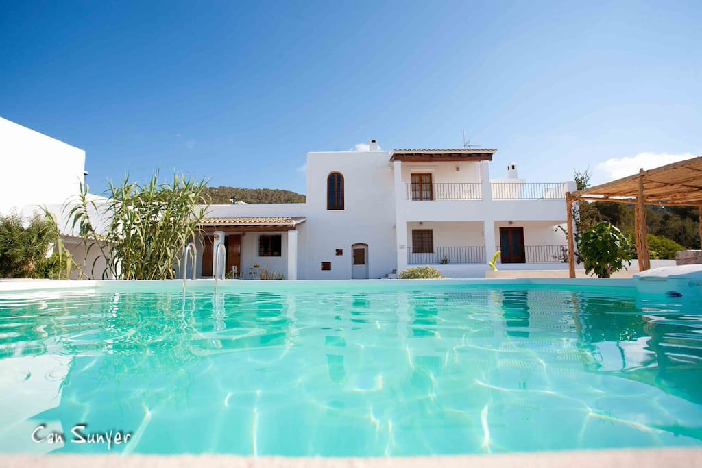 Can sunyer houses for rent in ibiza formentera - Ibiza house renting ...