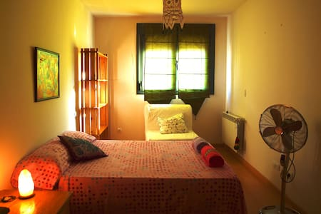 Private room with private bathroom - Rivas-Vaciamadrid - บ้าน