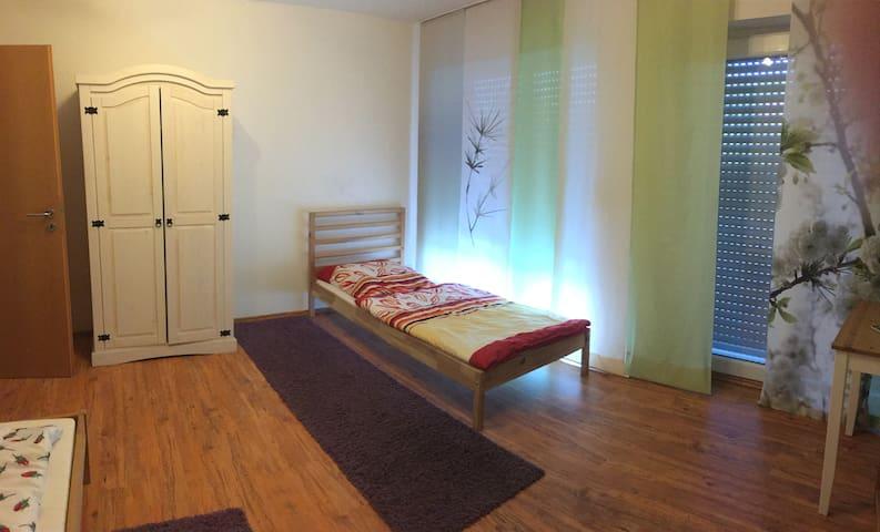 Modernes Zimmer für 1 - 2 Gäste
