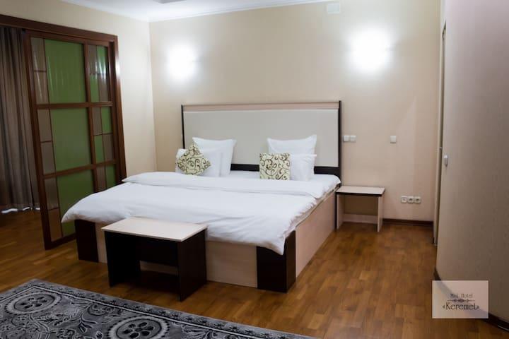 "Mini Hotel ""Keremet"" - Suite - Almaty - Bed & Breakfast"