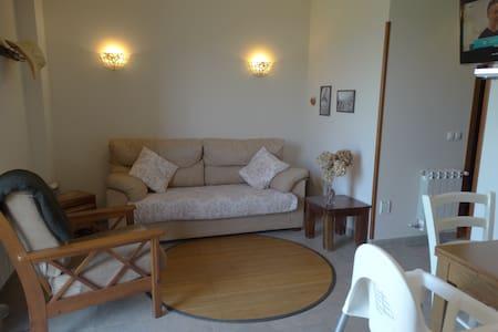 Apartamento Rural en la playa - Navia