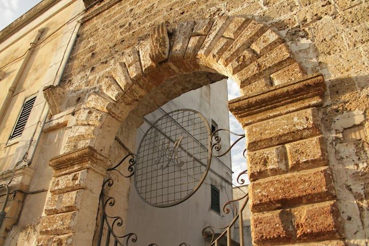 Casa Marrazzi di Salento - Novoli - Huis