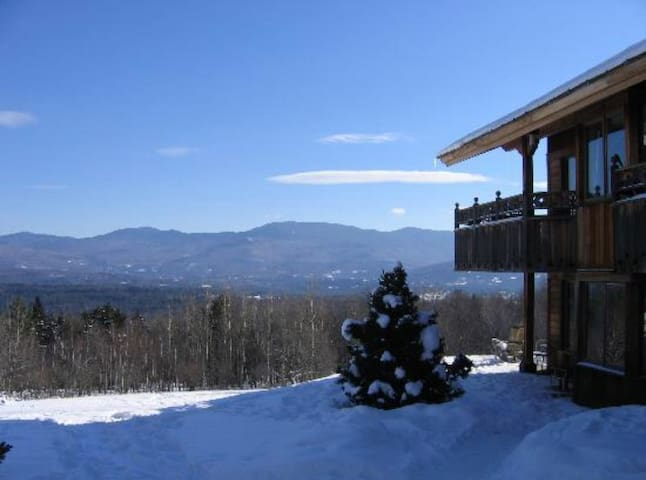 Trapp Family Lodge Guest House Stowe VT Dec 26-29