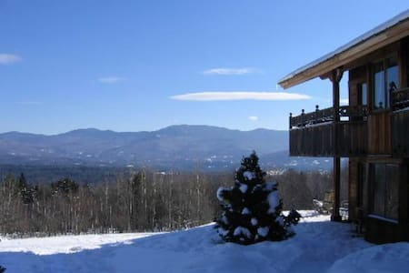 Trapp Family Lodge Guest House Stowe VT Dec 22-29