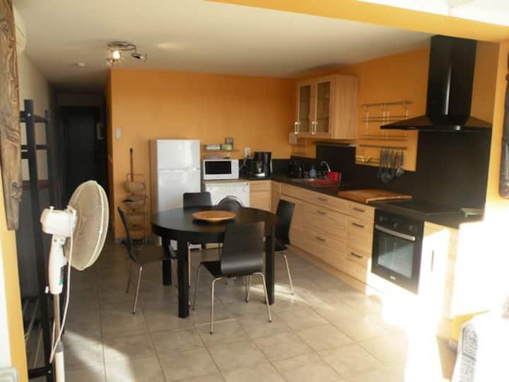 Grau d'Agde ( saint vincent) Appartement 4pers.