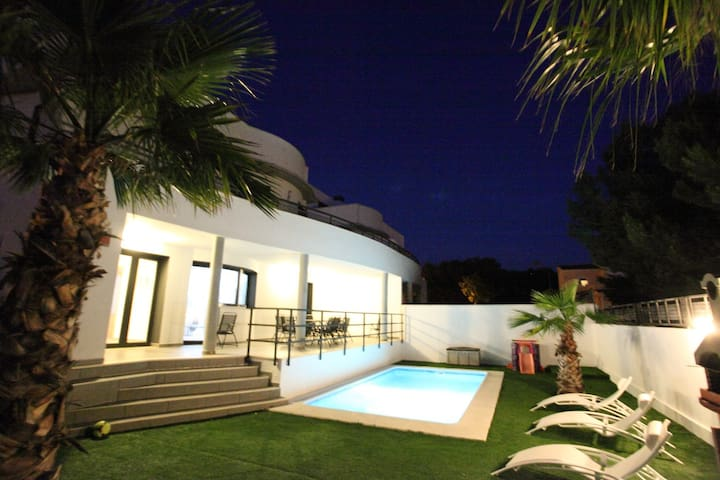 Villa Blue Sea