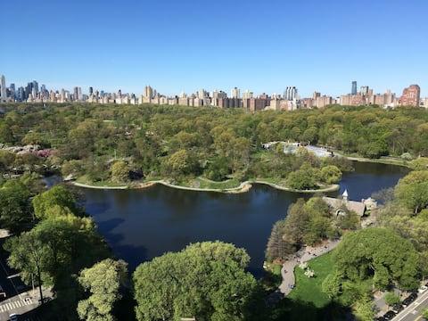 Central Park Nest, ¡en lo alto de los árboles!