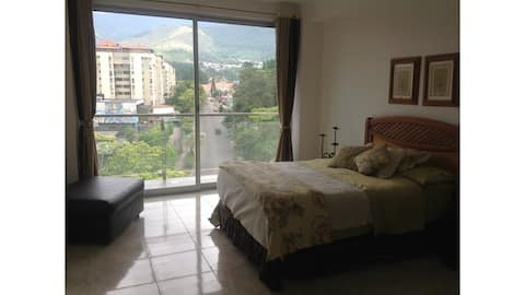 Apartamento exclusivo. Ideal temp. cortas.
