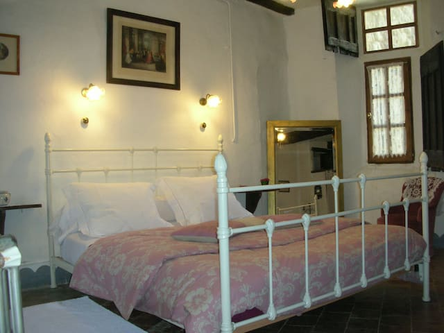 Bed and breakfast St Vincent de Paul - Annot - Inap sarapan