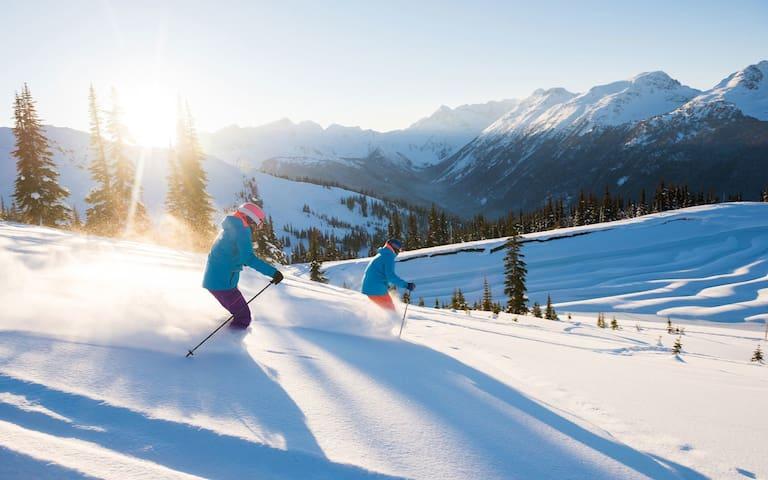 Vail Run M- Ski Week! Feb 27 - March 6, 2021