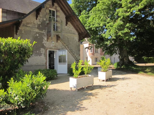 La Vallière en vue prés d'Amboise - Nazelles-Négron - Apartemen