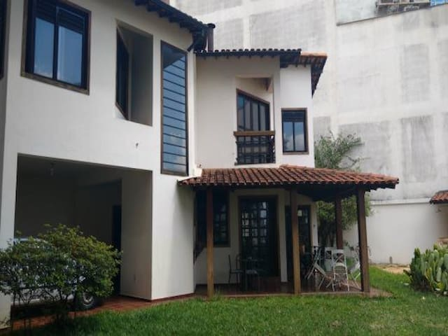 Rooms in Excelent location for Carnival! - Belo Horizonte - Haus