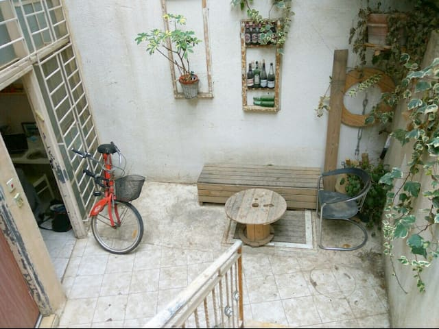 Stunning traditional Nachlaot flat - Jerusalem - Apartment