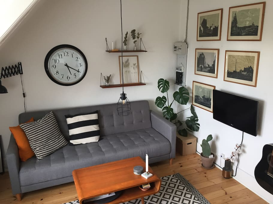 Our cosy living room