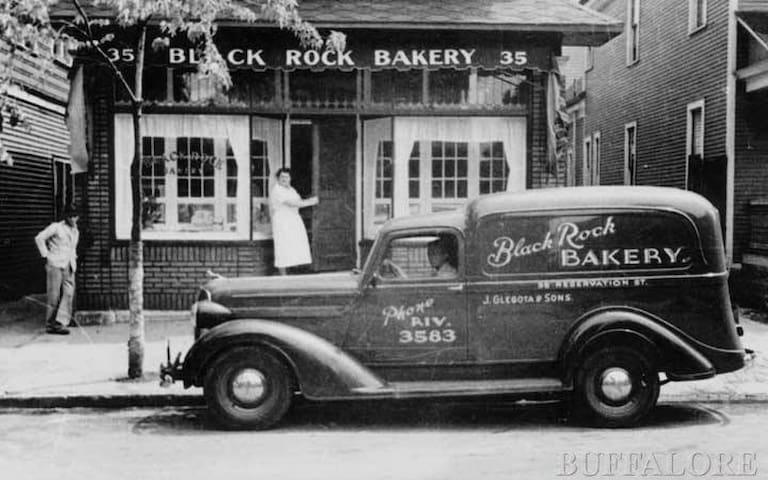 The historic Black Rock Bakery unit A