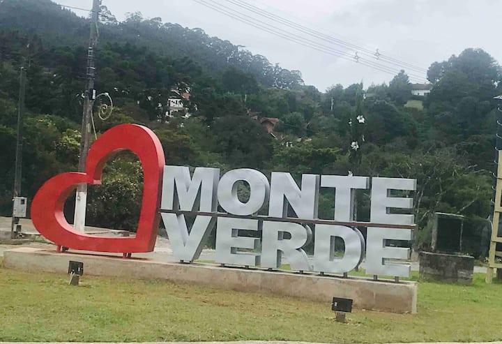 Refúgio dos Moreiras em Monte Verde 🌲