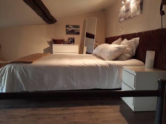 Chambre duplex proche Clermont Ferrand