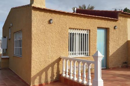Casa Cristobal rural Shangri La (Blue Unit) - Bullas