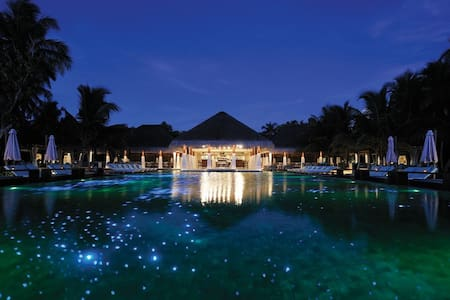 Incredible Villa Garden View At Gaafu Dhaalu Atoll