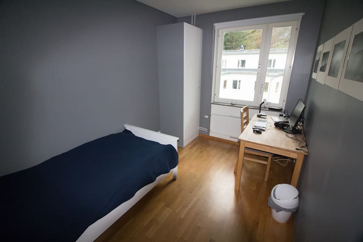 Room in apartment near Stockholm C