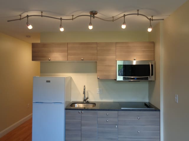 Modern Apartment in Downtown Hartford - Hartford - Huoneisto