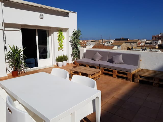 CASA BONAIRE , ATICO DENIA (COZY APARTMENT)