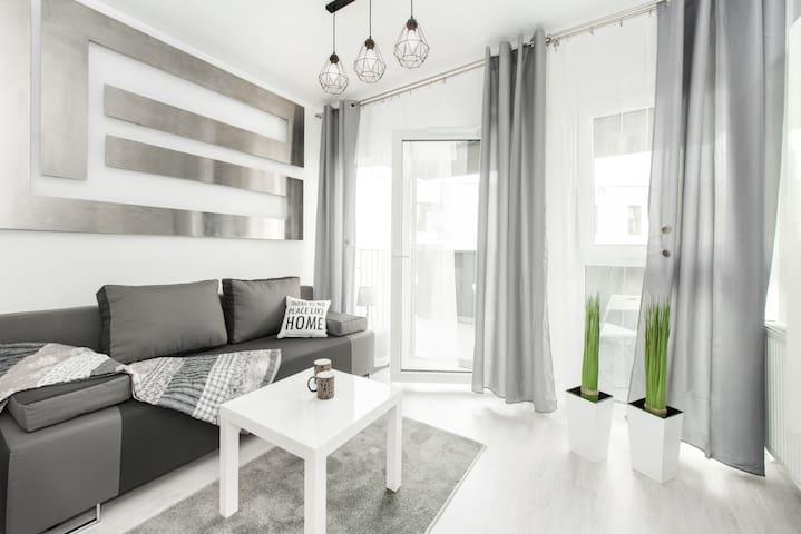 Apartament Augustówka 73