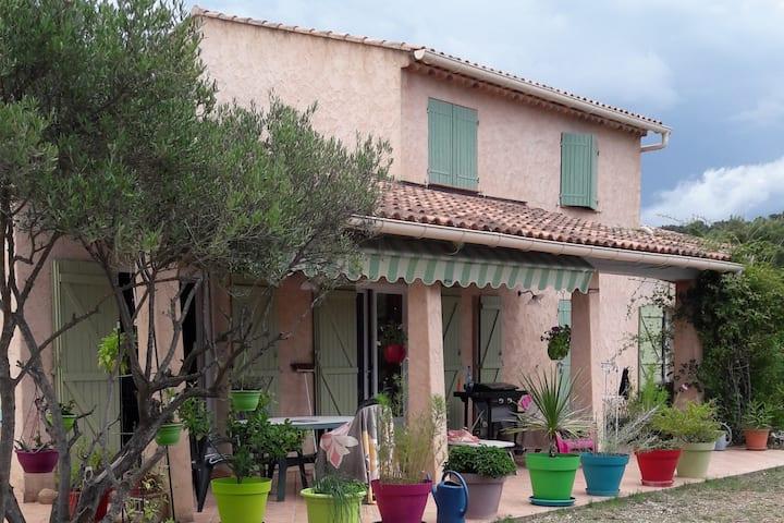 Maison de 170 m2 à Collobrières.