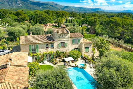 #4 Heated Pool in a Provençal French Bastide