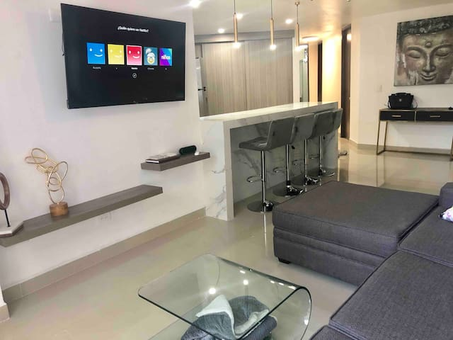 New  and Modern Apartment in fantastic location