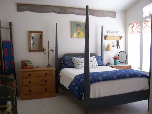 Private Suite 2 Beds, Walk To Metro - Falls Church - Bed & Breakfast