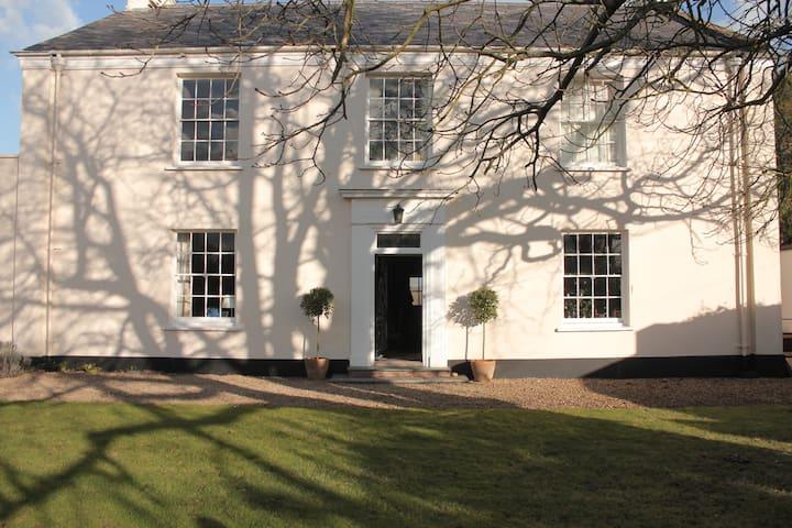 Eastacombe House - Barnstaple - Ev