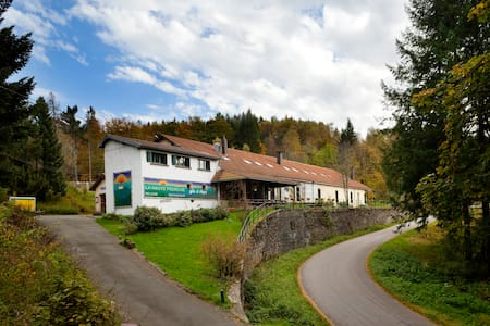 Peaceful stay in the Mountains - Corravillers - Bed & Breakfast