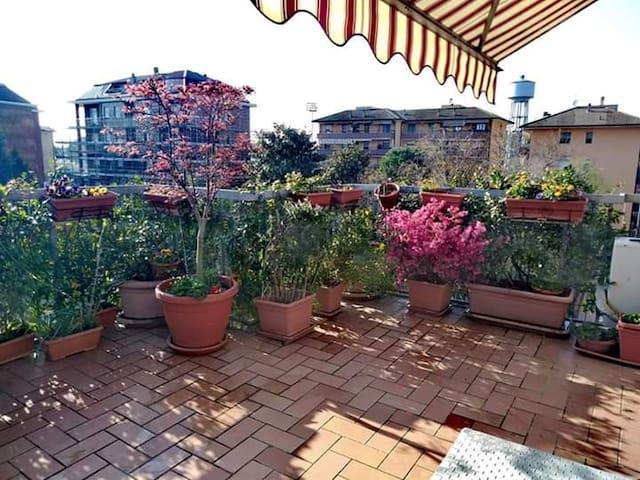 Квартира с террасой в Горгонзола от 30 евро