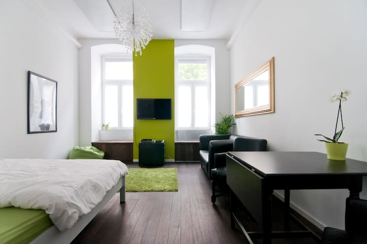 Ein charmantes Wiener Appartement