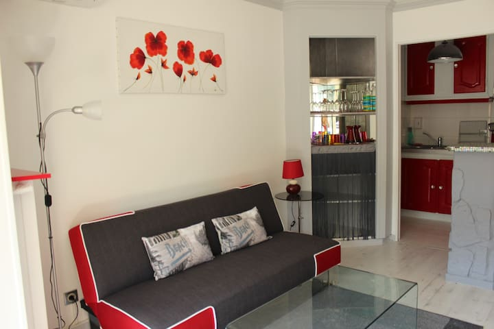 Charmant F2 Le cannet / cannes - Le Cannet - Wohnung
