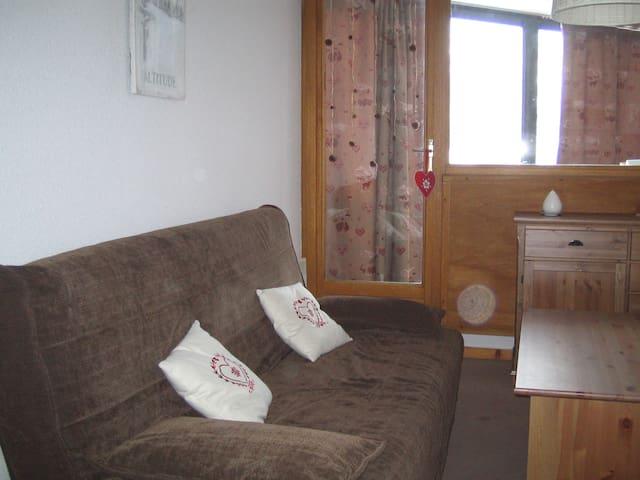 Appartement douillet à la montagne -  Isola 2000 - Condominio