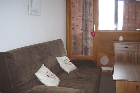 Appartement douillet à la montagne -  Isola 2000