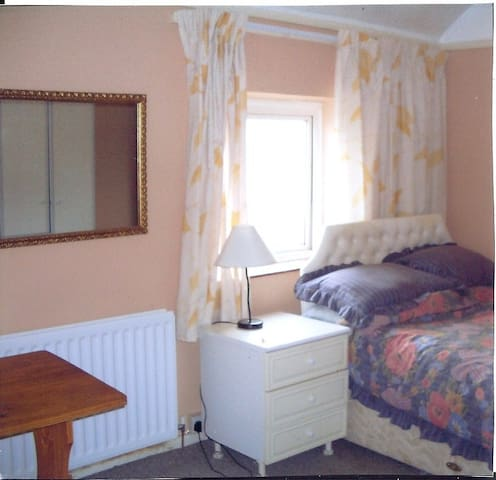 Double room in quiet cul-de-sac - Honiton - Ev
