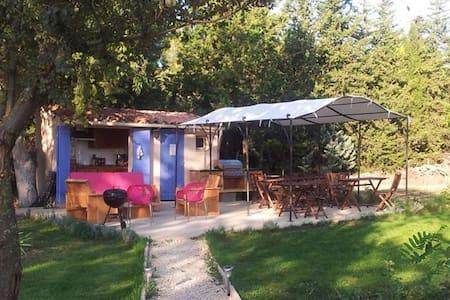 Lavendel Familiekamer - Mazan